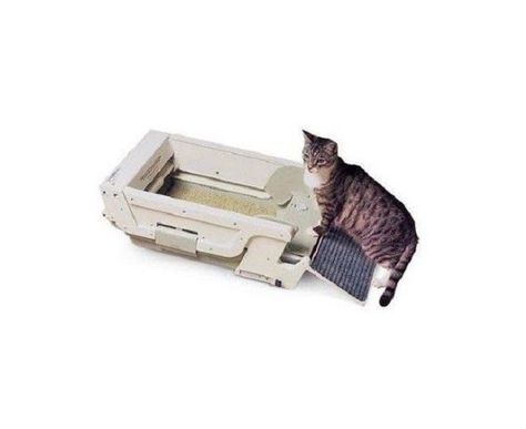 Best self scooping cat litter boxes